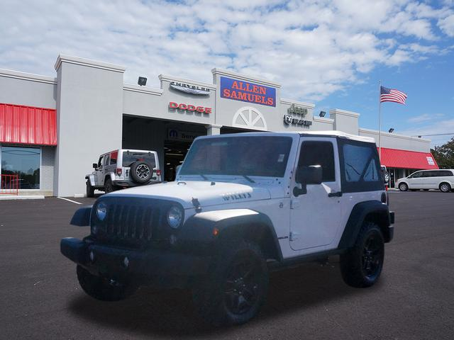 New 2015 Jeep Wrangler Willys Wheeler Edition