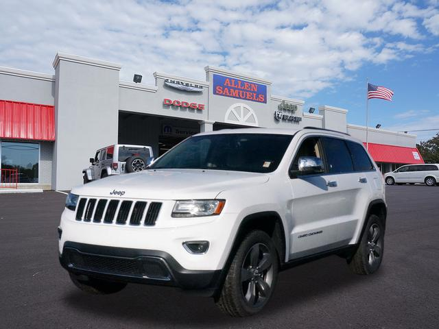 New 2014 Jeep Grand Cherokee Limited