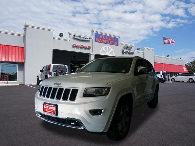 New 2014 Jeep Grand Cherokee Overland