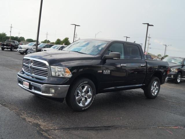 c1ec075d76 New 2018 Ram 1500 Big Horn 4x4 Crew Cab 5 7 Box Crew Cab Pickup in ...