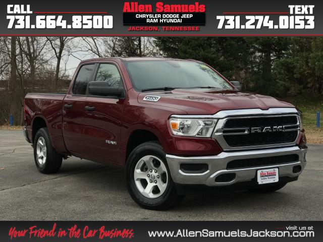Pre-Owned 2019 Ram 1500 Tradesman 4x4 Quad Cab 6'4 Box