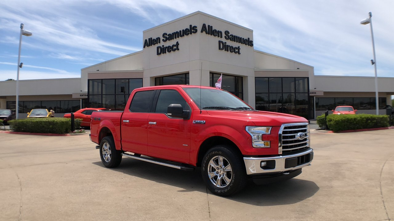 2015 Ford F 150 Regular Cab >> Certified Pre Owned 2015 Ford F 150 4wd Supercrew 145 Xlt Crew Cab