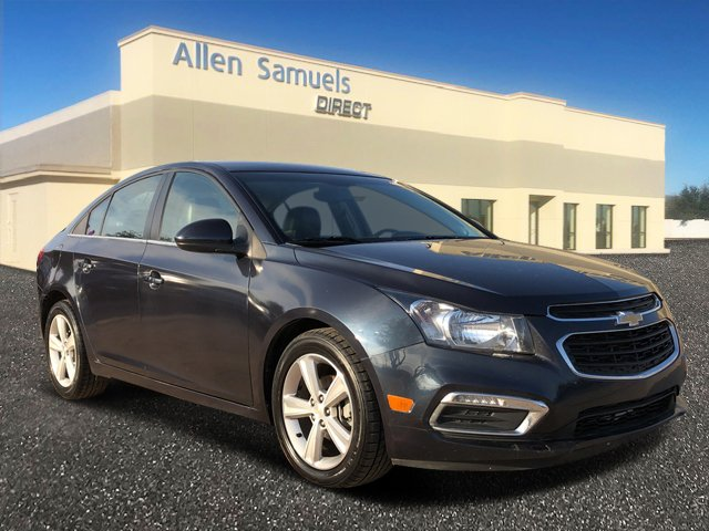 Certified Pre-Owned 2015 Chevrolet Cruze LT
