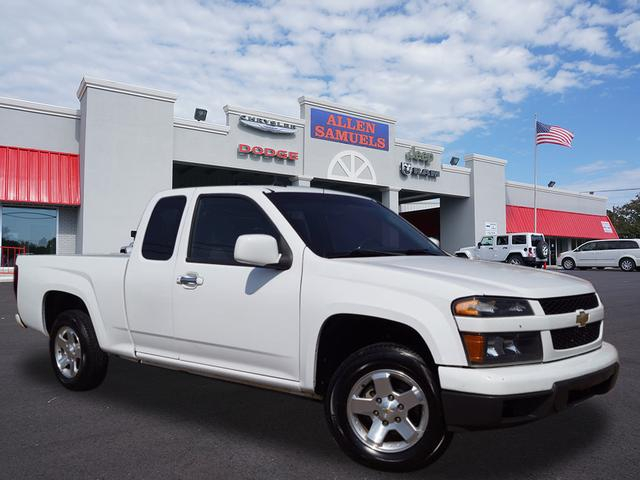 Pre-Owned 2012 Chevrolet Colorado 2WD EXT CAB LT W/1LT
