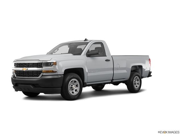 Certified Pre Owned 2017 Chevrolet Silverado 1500 Ls