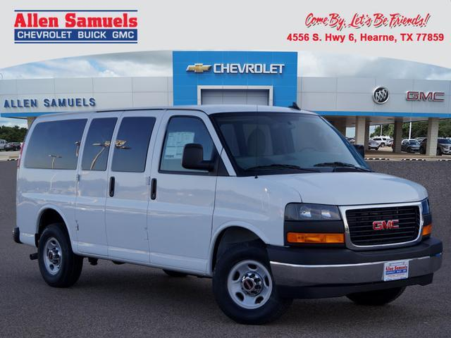 New 2017 GMC Savana Passenger LT