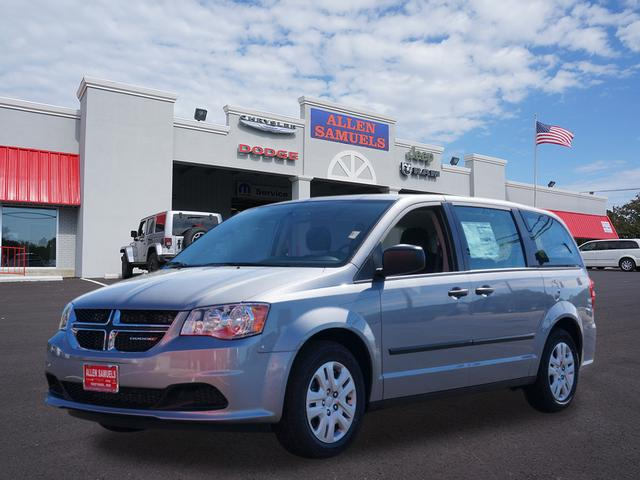 New 2015 Dodge Grand Caravan American Value Package