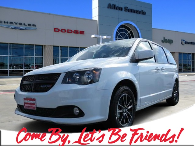 New 2019 Dodge Grand Caravan Se Plus Mini Van Passenger In Waco