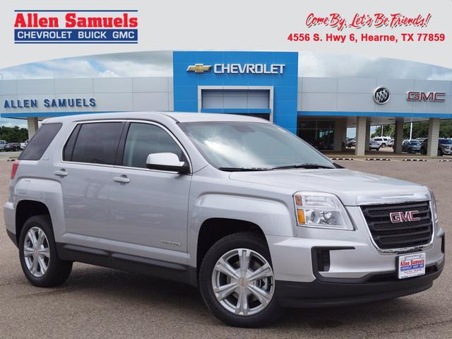 New 2017 GMC Terrain SLE