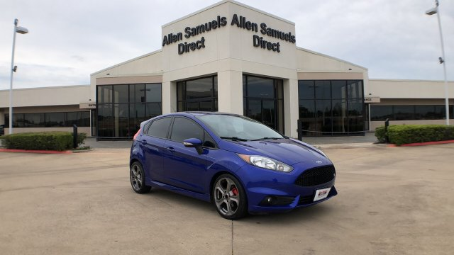 Certified Pre-Owned 2014 Ford Fiesta ST