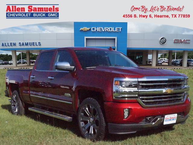 New 2018 Chevrolet Silverado 1500 High Country