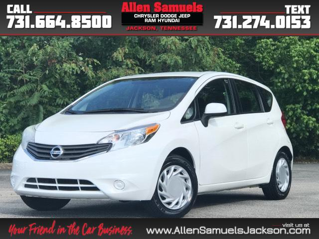 Pre-Owned 2014 Nissan Versa Note 5dr HB CVT 1.6 SV