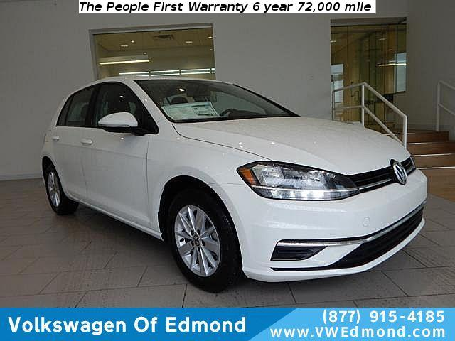 New 2018 Volkswagen Golf 1.8T S Auto