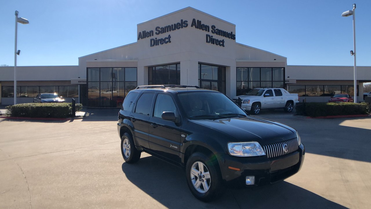 Pre-Owned 2006 Mercury Mariner Hybrid