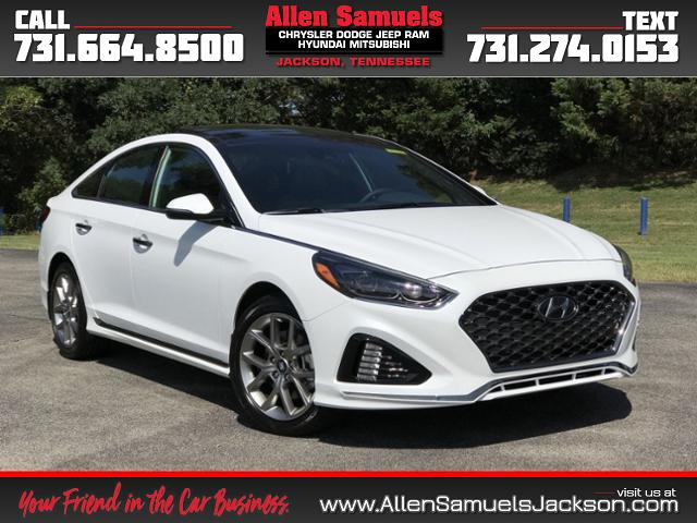 New 2018 Hyundai Sonata Limited 2 0t 4dr Car In Waco Hq165 Allen