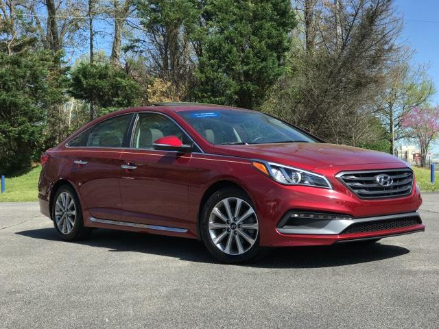 Certified Pre-Owned 2016 Hyundai Sonata 4dr Sdn 2 4L Limited FWD 4dr Car