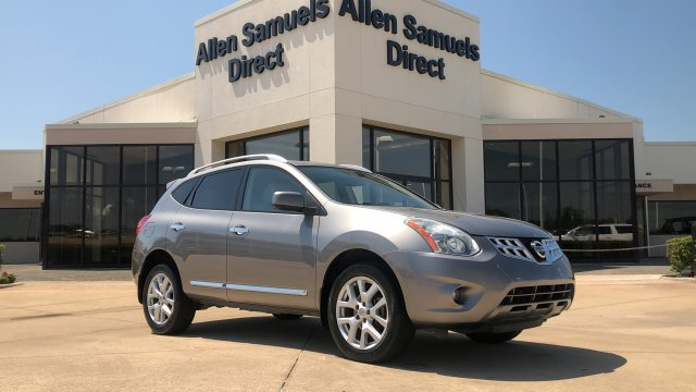Certified Pre-Owned 2013 Nissan Rogue SL