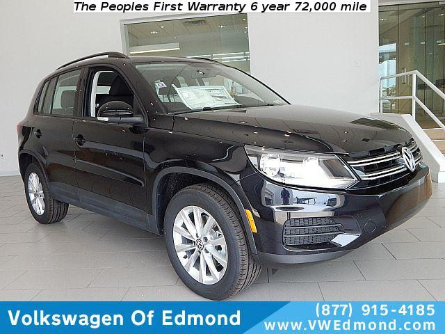 New 2018 Volkswagen Tiguan Limited 2.0T 4MOTION