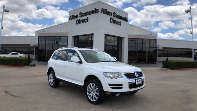 Certified Pre-Owned 2009 Volkswagen Touareg 2 V6