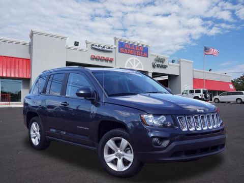 Pre-Owned 2015 Jeep Compass FWD 4DR LATITUDE