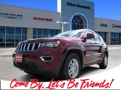 New 2018 Jeep Grand Cherokee Laredo E
