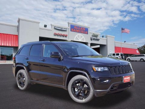 New 2019 Jeep Grand Cherokee UPLAND 4X2