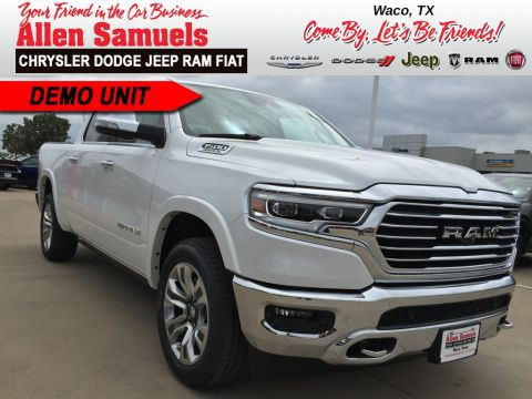 New 2019 Ram 1500 Longhorn With Navigation