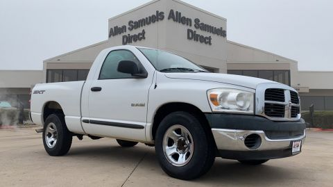 Pre-Owned 2008 Dodge Ram 1500 ST RWD Regular Cab Pickup