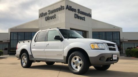 2002 Ford Explorer Sport Trac Choice