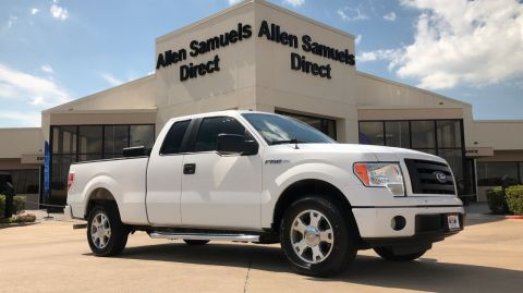 Pre-Owned 2010 Ford F-150 2WD SuperCab 145 STX