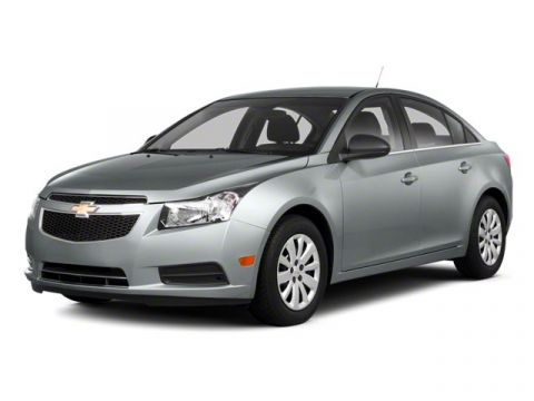 Certified Pre-Owned 2013 Chevrolet Cruze 1LT