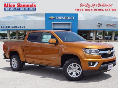 New 2017 Chevrolet Colorado 2WD LT