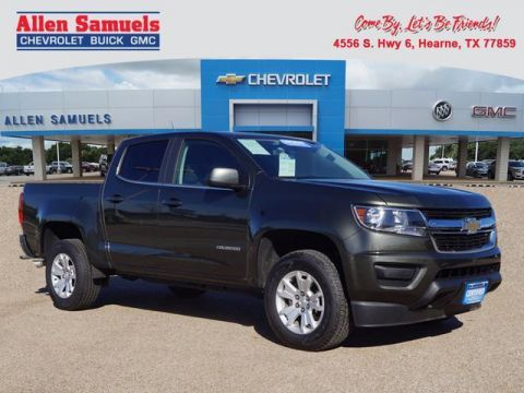 Certified Pre-Owned 2018 Chevrolet Colorado 2WD LT
