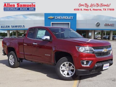 New 2018 Chevrolet Colorado 2WD LT