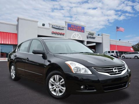 Pre-Owned 2012 Nissan Altima 4DR SDN I4 CVT 2.5 S