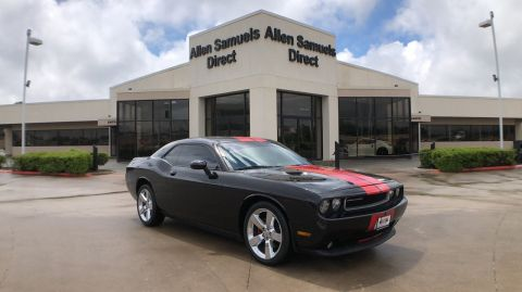 Pre-Owned 2011 Dodge Challenger 2dr Cpe