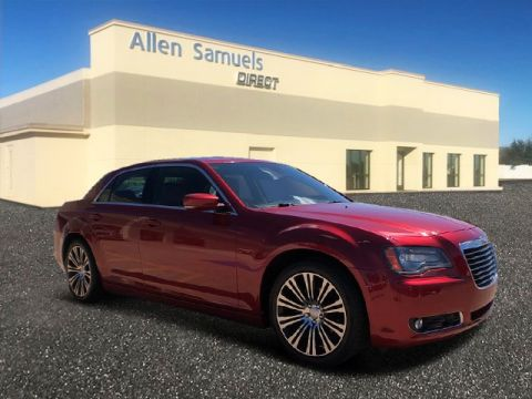 Certified Pre-Owned 2012 Chrysler 300 300S