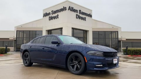 Pre-Owned 2015 Dodge Charger SXT RWD 4dr Car