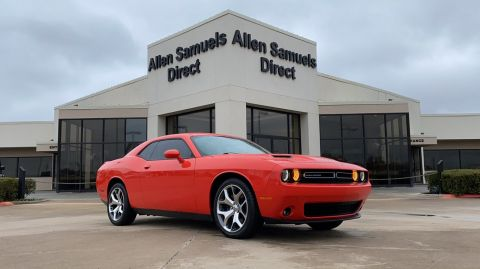 Certified Pre-Owned 2016 Dodge Challenger SXT Plus
