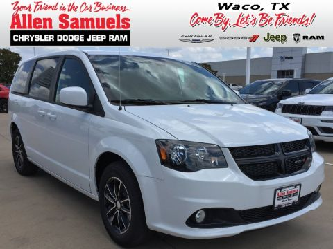 New 2019 Dodge Grand Caravan SE Plus FWD Mini-van, Passenger