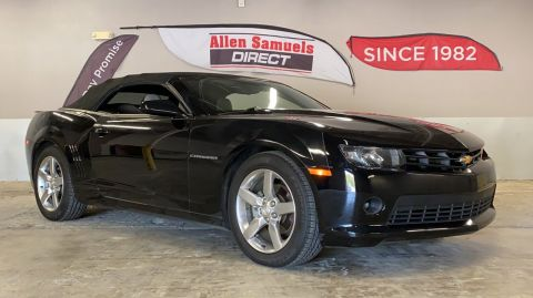 Certified Pre-Owned 2015 Chevrolet Camaro LT