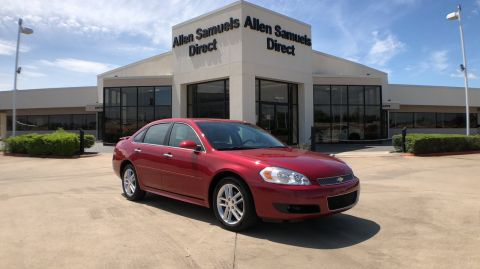 Certified Pre-Owned 2014 Chevrolet Impala Limited LTZ