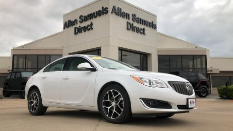 Certified Pre-Owned 2017 Buick Regal Sport Touring