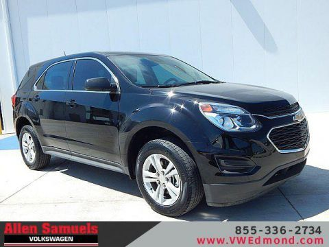 Pre-Owned 2017 Chevrolet Equinox FWD 4dr LS
