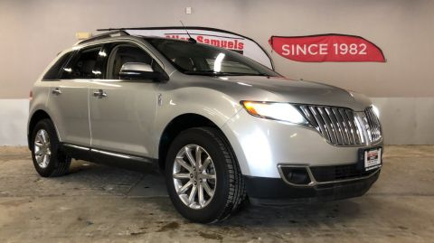 Certified Pre-Owned 2014 Lincoln MKX FWD 4dr