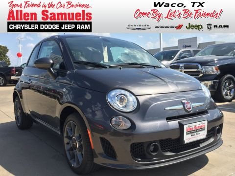 New 2019 FIAT 500 Pop FWD Hatchback