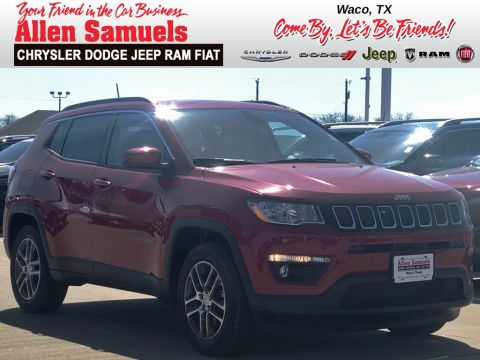 2020 Jeep Compass Latitude w/Sun/Wheel Pkg