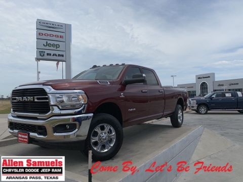 New 2019 Ram 3500 Big Horn 4WD