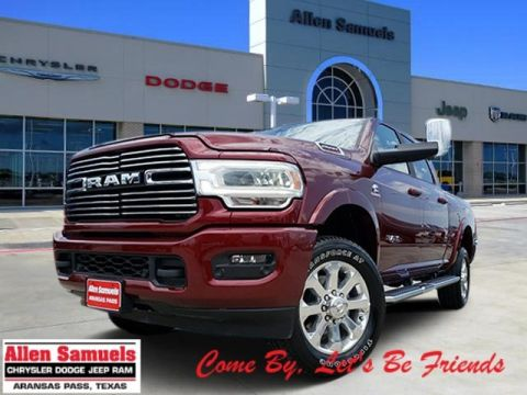 New 2019 Ram 2500 Laramie With Navigation & 4WD