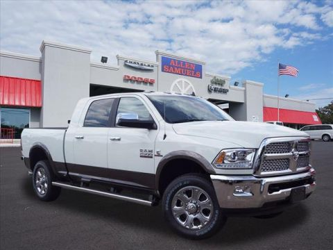New 2018 RAM 2500 LARAMIE MEGA CAB 4X4 64 BOX